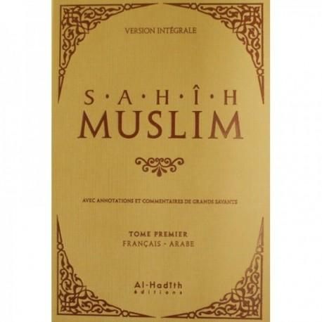 Sahih muslim - arabe/français 6 volumes