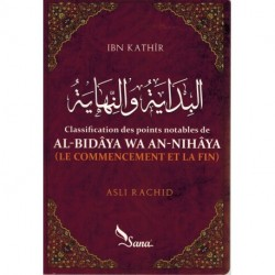 AL BIDAYA WA AN NIHAYA-classification des points notables