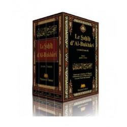 Le Sahîh Al-Bukhari - Nouvelle Edition, Revue et Corrigée - Arabe-Français - 4 Vol - l'Imâm El-Boukhârî - Edition Ennour