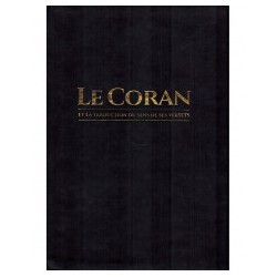 Le CORAN et la traduction du sens de ses v Le CORAN et la traduction du sens de ses versets (Arabe-Français), Éditions Tawbah