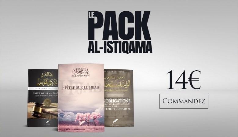 Pack Al Istiqama